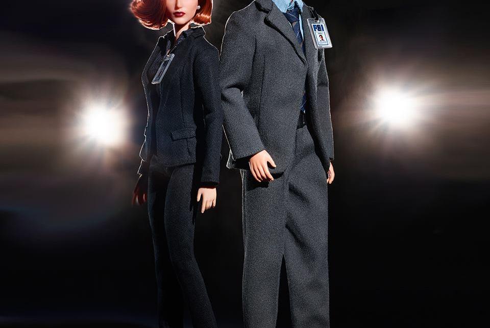 x-files - Des nouvelles Barbie pour les 25 ans de The X-Files