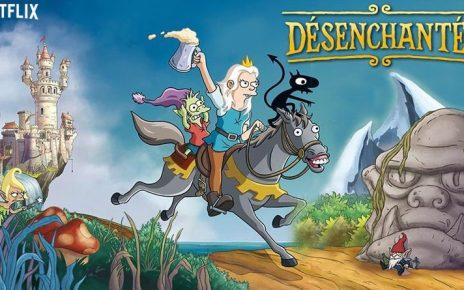 désenchantée - Désenchantée, partie 1: Groening offre autre chose Désenchantée critique