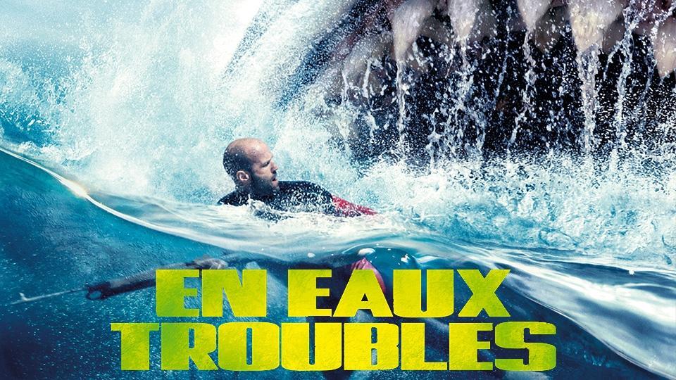 En Eaux Troubles (The Meg), un peu trop gros. Ou pas assez !