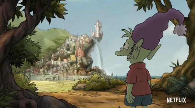 désenchantée - Désenchantée, partie 1: Groening offre autre chose desenchantee critique