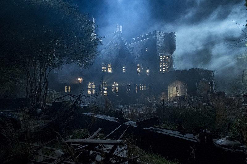 Nouvelle série d'épouvante pour Netflix avec The Haunting of Hill House