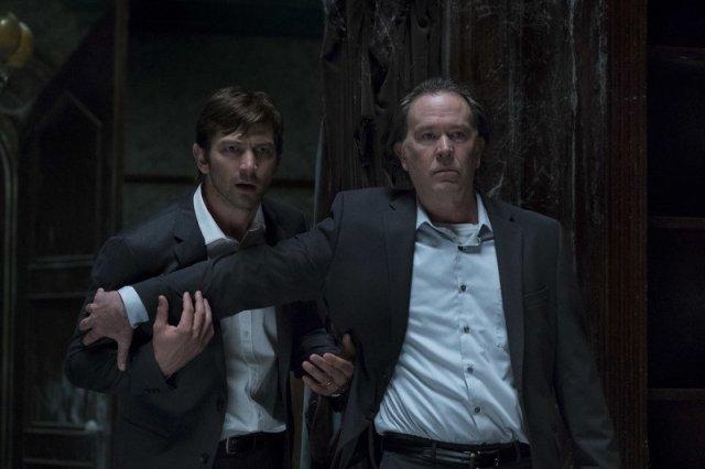 netflix - Nouvelle série d'épouvante pour Netflix avec The Haunting of Hill House série netflix maison hantée