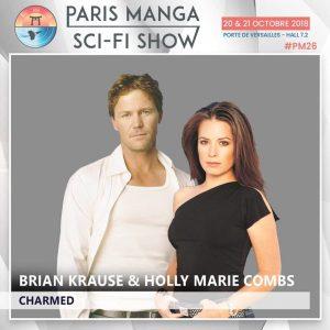 ++ - PARIS MANGA & SCI-FI SHOW : une édition rétro à ne pas rater (Smallville, Charmed, Parker Lewis) paris manga charmed
