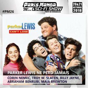 ++ - PARIS MANGA & SCI-FI SHOW : une édition rétro à ne pas rater (Smallville, Charmed, Parker Lewis) paris manga parker lewis