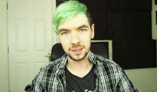 youtube - Le Youtuber Jacksepticeye était au Trianon, à Paris !