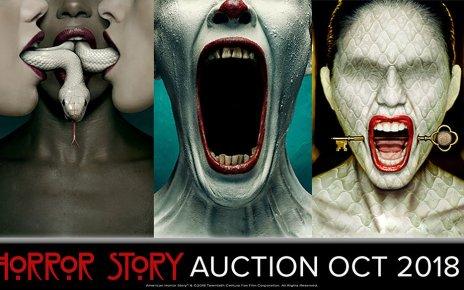 american horror story - American Horror Story: grande vente aux enchères AHS Bid Now