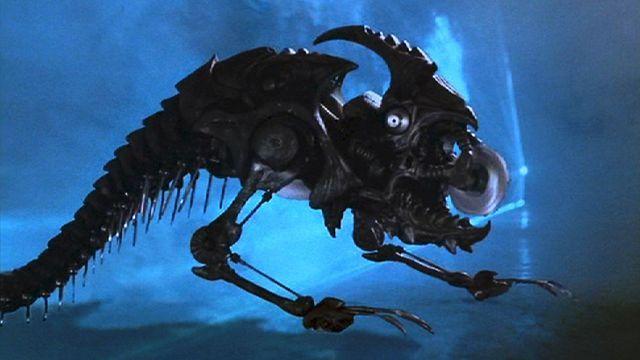 planete hurlante - Planète Hurlante (1995): c'est moche de vieillir screamers planete hurlante