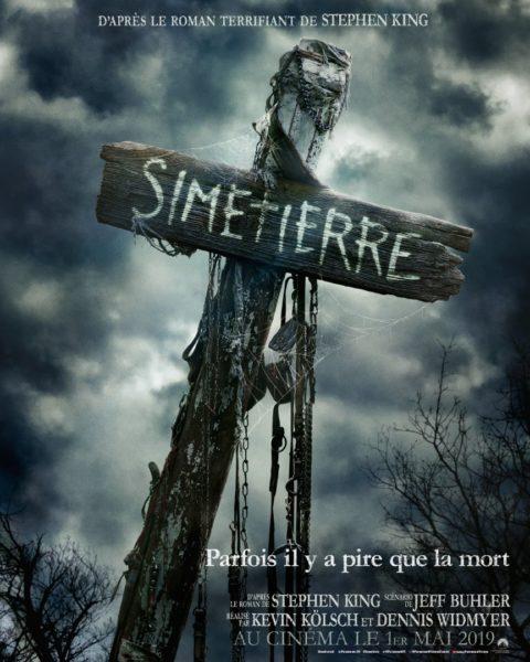 Trailer pour l'adaptation de Simetierre de Stephen King