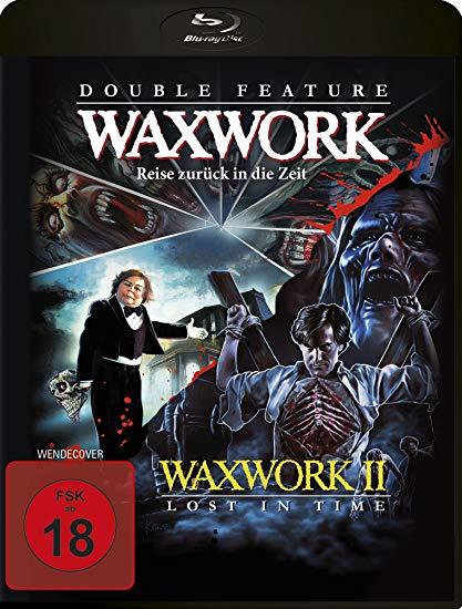 """videoclub - Waxwork 2 : perdus dans le temps (1992), """"best""""-of du cinéma d'horreur"""