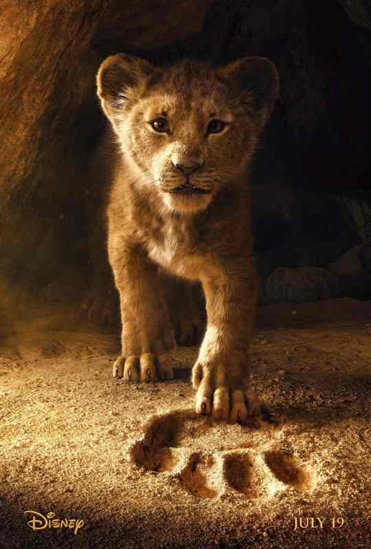 le roi lion - Le teaser du Roi Lion ne vous surprendra pas lion king teaser1 poster2