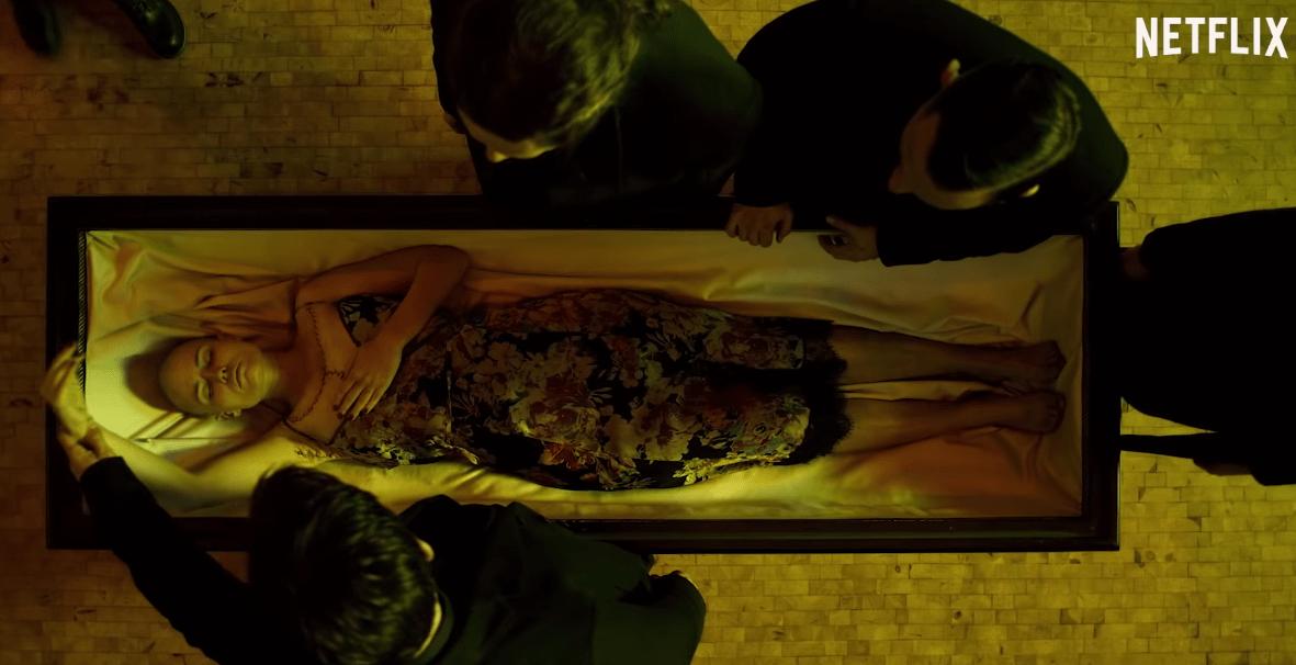 le parfum - Après le film, le roman Le Parfum débarque en série sur Netflix netflix perfume