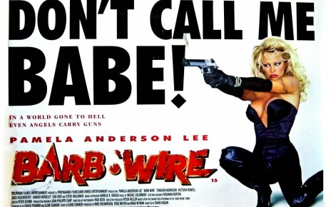 "barb wire - Barb Wire (1996): ""v'nez on adapte un comics avec Pamela Anderson"" BM Barb Wire 1"