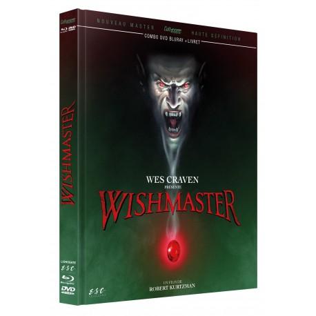 videoclub - Wishmaster (1999): film et vœu pieux wishmaster brd