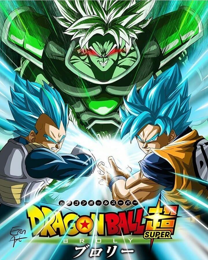 Dragon Ball Super : Broly, La Légende Des Saiyens