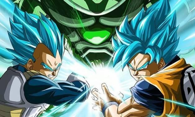 Dragon Ball Super: Broly, la légende des Saiyens (spoilers)