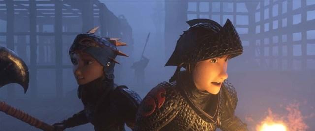 dragons - Dragons 3: Le Monde caché, la conclusion d'une saga indispensable (+ spoilers sur la fin) Dragons 3 Le Monde Caché critique