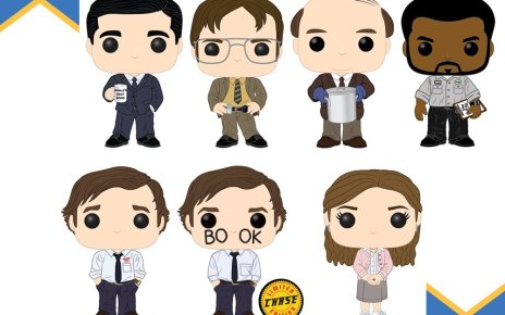 funko - Community, The Office, Dawson, Xena, Men In Black, Pretty Woman, des tonnes de Funko arrivent !