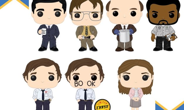 Community, The Office, Dawson, Xena, Men In Black, Pretty Woman, des tonnes de Funko arrivent !