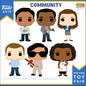 funko - Community, The Office, Dawson, Xena, Men In Black, Pretty Woman, des tonnes de Funko arrivent ! DzdVf7MWsAE ZAC