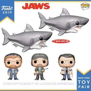 funko - Community, The Office, Dawson, Xena, Men In Black, Pretty Woman, des tonnes de Funko arrivent ! Funko jaws