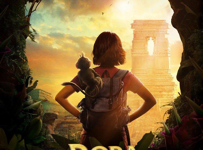 Le film Dora l'exploratrice. Oui, oui.