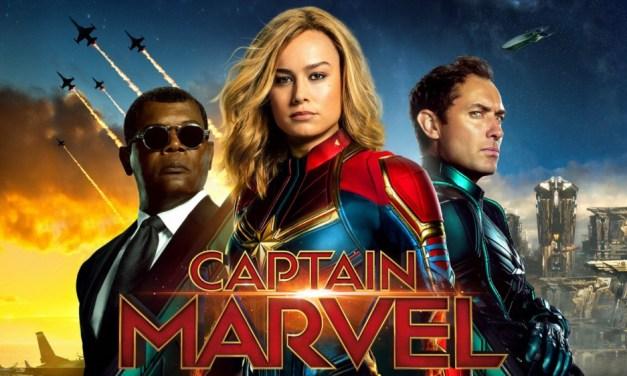 Captain Marvel: pilote automatique (spoilers scènes post-génériques)