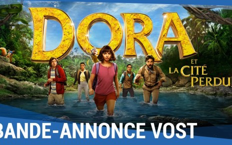 dora l'exploratrice - Le film Dora l'exploratrice. Oui, oui. dora le film