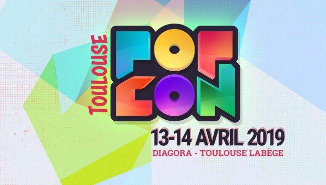 La POP CON de Toulouse, c'est en avril !