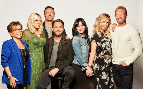 - Beverly Hills 90210 reviendra cet été, premières images de la réunion Beverly HIlls 90210 2019 1