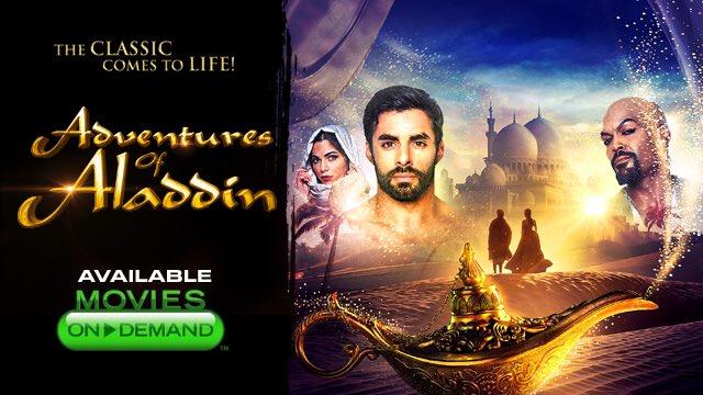 Et pendant ce temps-là chez Asylum, un film Aladdin