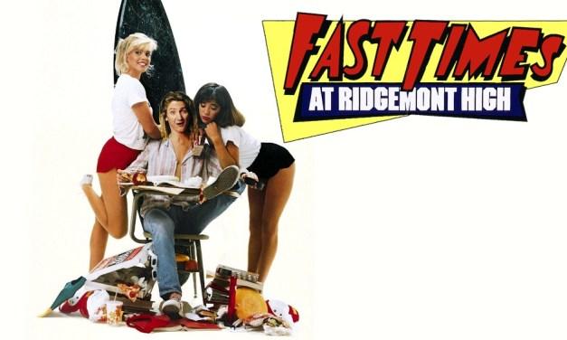 Fast Times at Rdgemont High (1982) : ça chauffait presque à cette époque