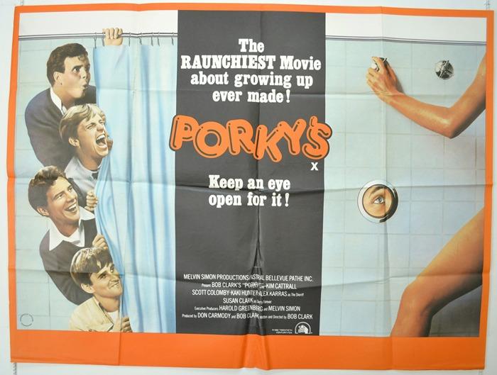 porky's - Porky's (1981) : il y a 30 ans, un film parlait d'il y a 30 ans porkys critique affiche