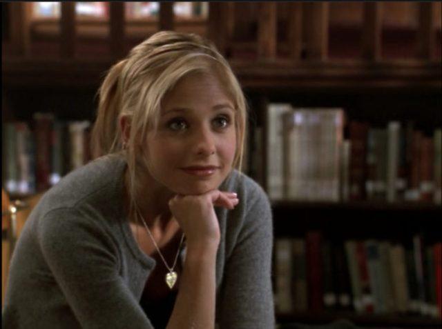 femmes dans les séries - Buffy, Scully, Olivia, Lorelai, où sont les femmes ? buffy face