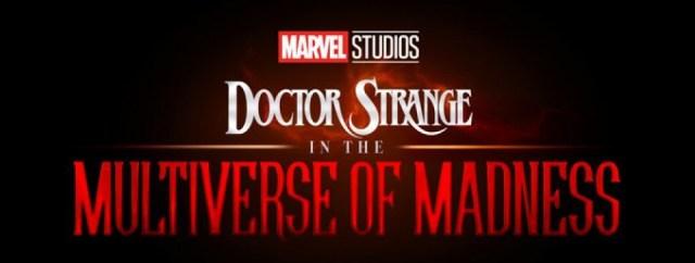blade - #SDCC : les annonces de Marvel Studios pour la phase 4 doctor strange multiverse madness logo