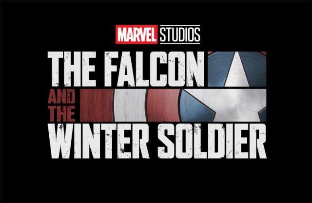 blade - #SDCC : les annonces de Marvel Studios pour la phase 4 falcon winter logo