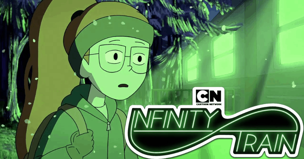 infinity train - Infinity Train: la série Cartoon Network entre H2G2 et Cube (critique sans spoilers) Infinity Train critique