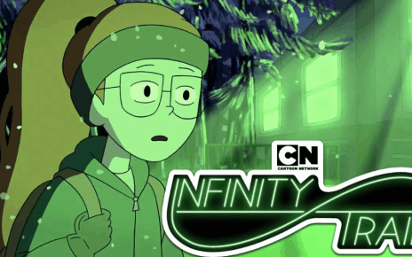 cartoon network - Infinity Train: la série Cartoon Network entre H2G2 et Cube (critique sans spoilers) Infinity Train critique