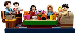 friends - FRIENDS : le Central Perk arrive en LEGO LEGO central perk friends 3