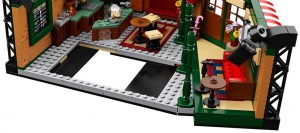 friends - FRIENDS : le Central Perk arrive en LEGO LEGO central perk friends 5