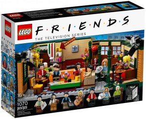 friends - FRIENDS : le Central Perk arrive en LEGO LEGO central perk friends