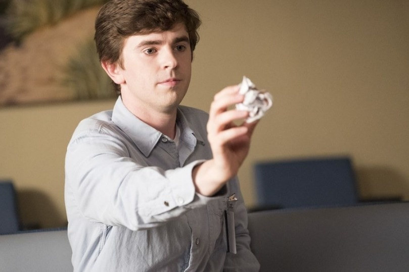 the good doctor - The Good Doctor de retour sur TF1
