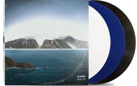 Lost - LOST: un vinyl du concert de Dublin chez Mondo 3. LOST front cover discs