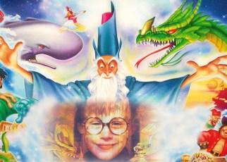 richard au pays des livres magiques - Richard au pays des Livres Magiques (1994) : le conte est bon... et rapide
