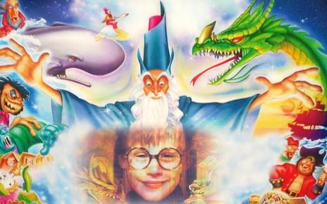 richard au pays des livres magiques - Richard au pays des Livres Magiques (1994) : le conte est bon... et rapide richard au pays des livres magiques 75804