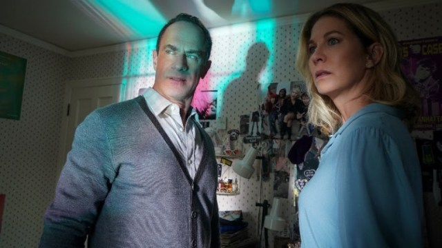 the twilight zone - The Twilight Zone : date, trailer et casting de la saison 2 Chris Meloni and Jenna Elfman in A Human Face