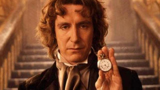 doctor who - Doctor Who (1963-1996) - Paul McGann, Le Huitième Docteur Doctor Who Paul McGann