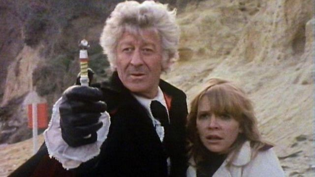 Jon Pertwee Doctor Who
