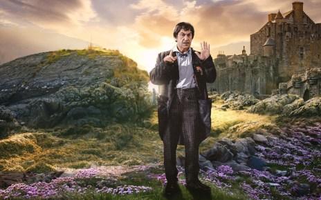 Patrick Troughton - doctor who