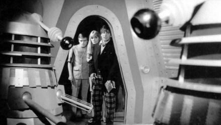 doctor who - Regarder tout Doctor Who (entre 1963 et 1996) – Patrick Troughton, Le Deuxième Docteur Patrick Troughton the power of the daleks