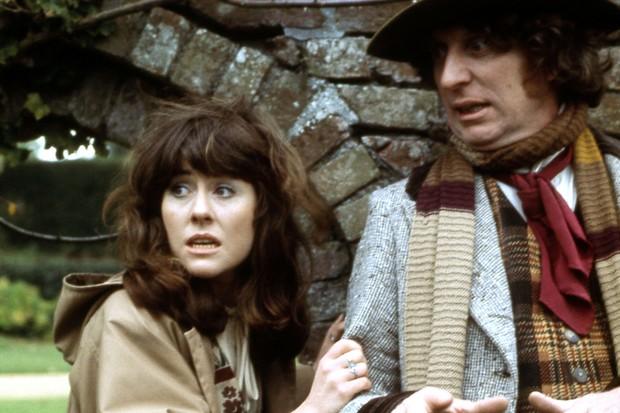 doctor who - Doctor Who (1963-1996) - Tom Baker, Le Quatrième Docteur doctor who sarah jane